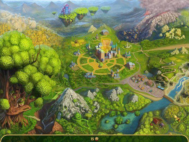 Игра ферма айрис 2 магический турнир