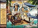 Скриншот мини игры Мистические истории. Остров надежд
