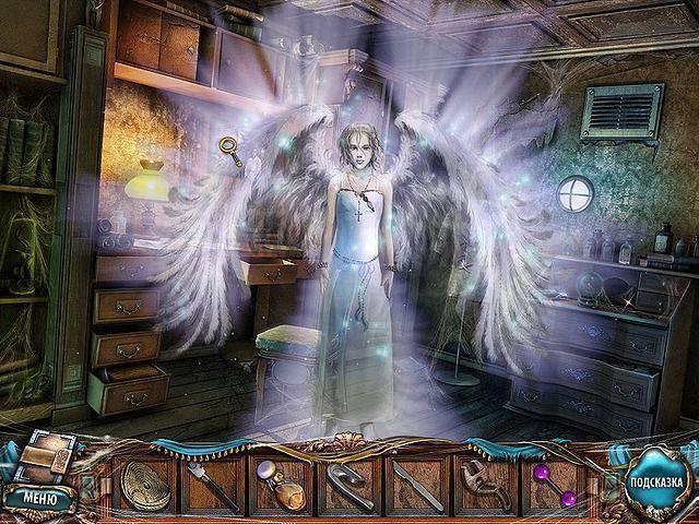 Сакра Терра. Ночь ангела
